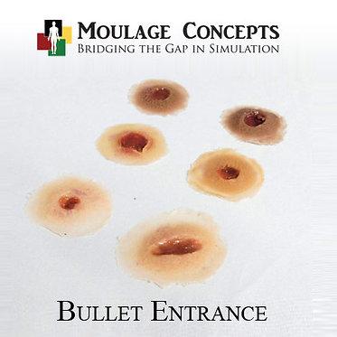 Bullet Entrance