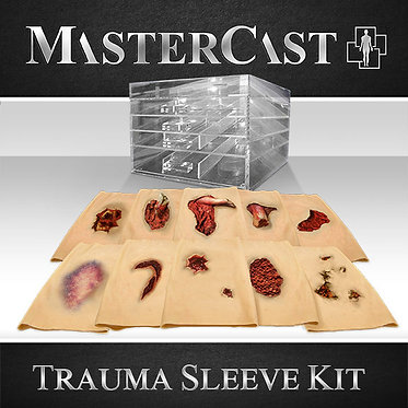 MasterCast Trauma Sleeve Kit
