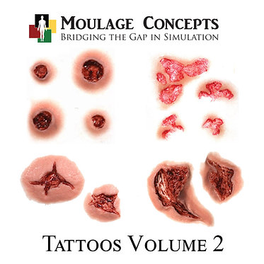 Tattoos Volume 2