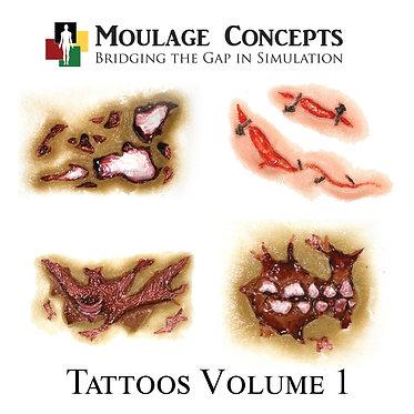 Tattoos Volume 1