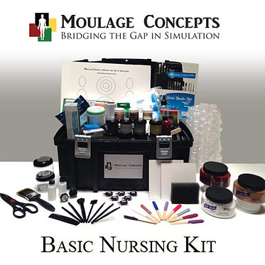 Basic Nursing Moulage Kit