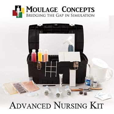 Advanced Moulage Nursing Kit