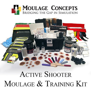 Active Shooter Multi Agency Response Kit