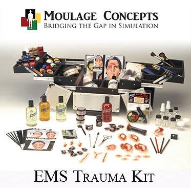 EMS Trauma Standardized Patient Moulage Kit