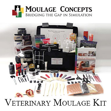 Veterinary Moualge Kit
