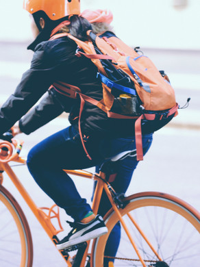 If I had the right bike I would…. use it to commute to office