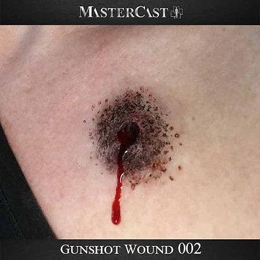 Gun Shot Wound 002