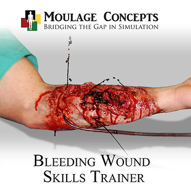Bleeding Wound Skills Trainer