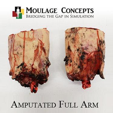Amputated Full Arm