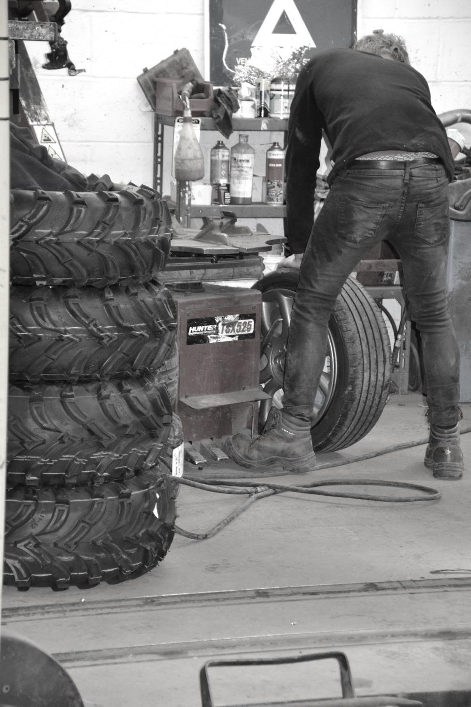 Stathern Garage