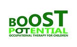 Boost Potential OT designed by Amy Markham Creative