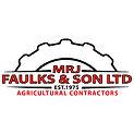 MRJ Faulks & Son by Amy Markham Creative