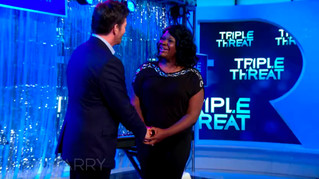 Laurice Lanier on Harry TV Show as a Triple Threat!