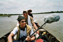 Unterwegs zu Piraten