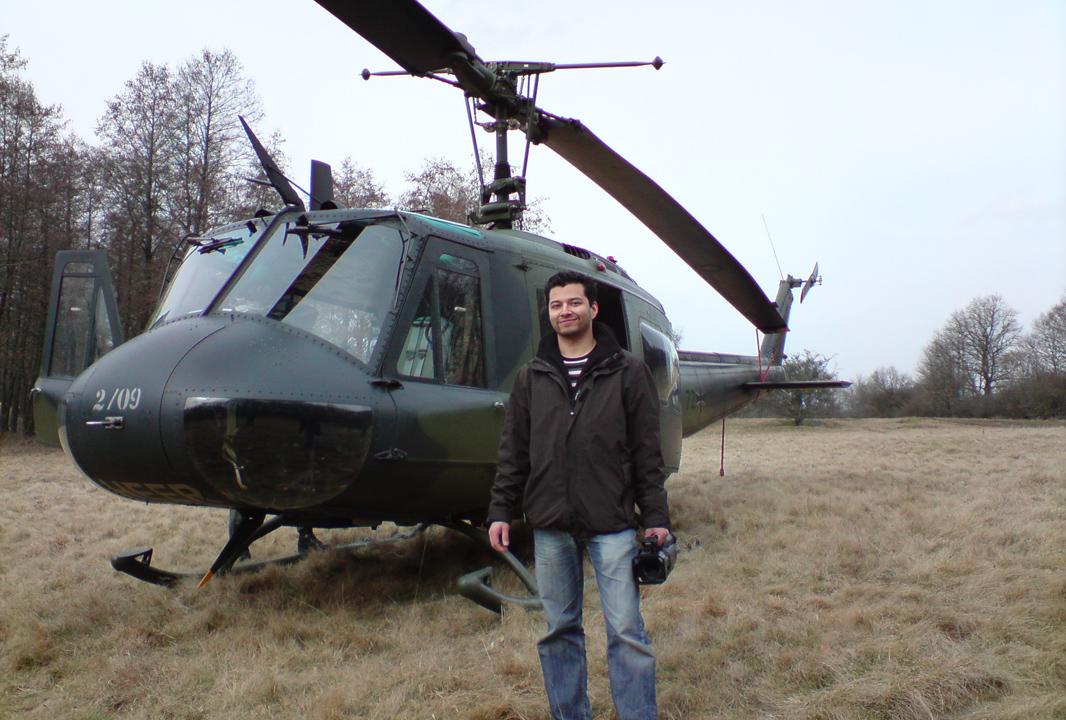 Dreharbeit, Bundeswehr