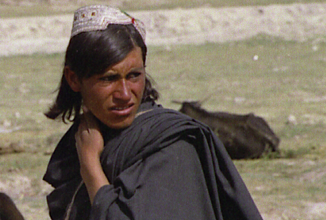 Dreharbeiten bei den Nomaden