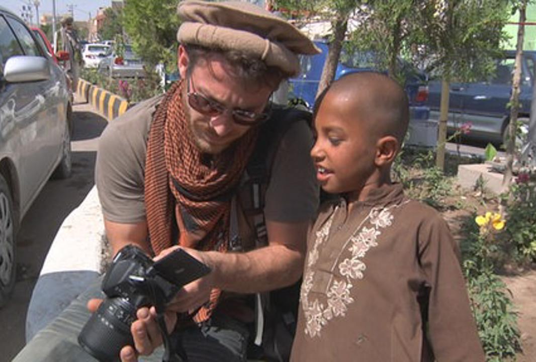 Markus macht Urlaub in Herat