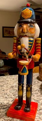 Drummer Nutcracker