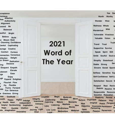Word of the Year 2021
