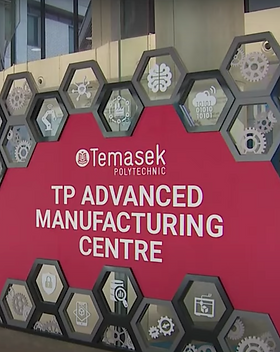 S$7m advanced manufacturing centre in Temasek Polytechnic launched