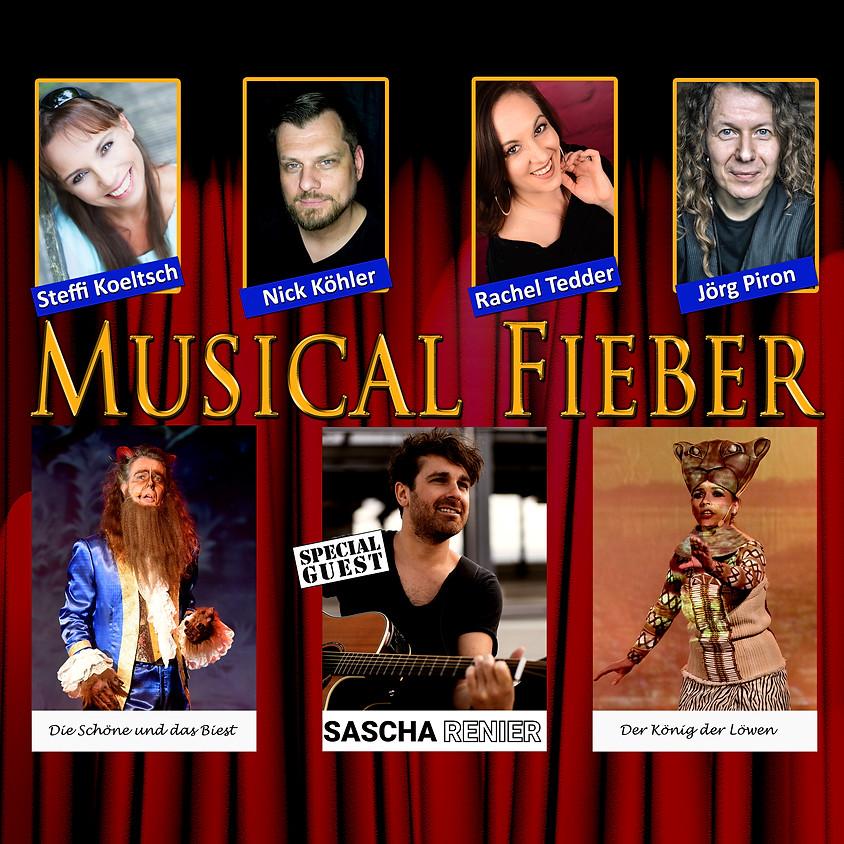 MUSICAL FIEBER - Das Konzert im Parkbad Gütersloh