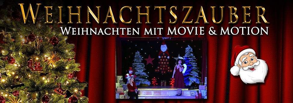 Weihnachtszauber - Weihnachtskonzert - Musical - Musical Dinner
