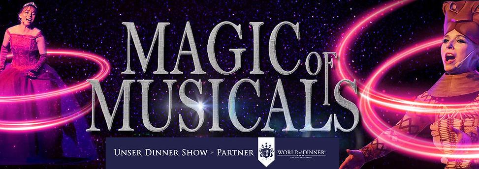Musical Dinner - Musical Fieber - Musical Gala