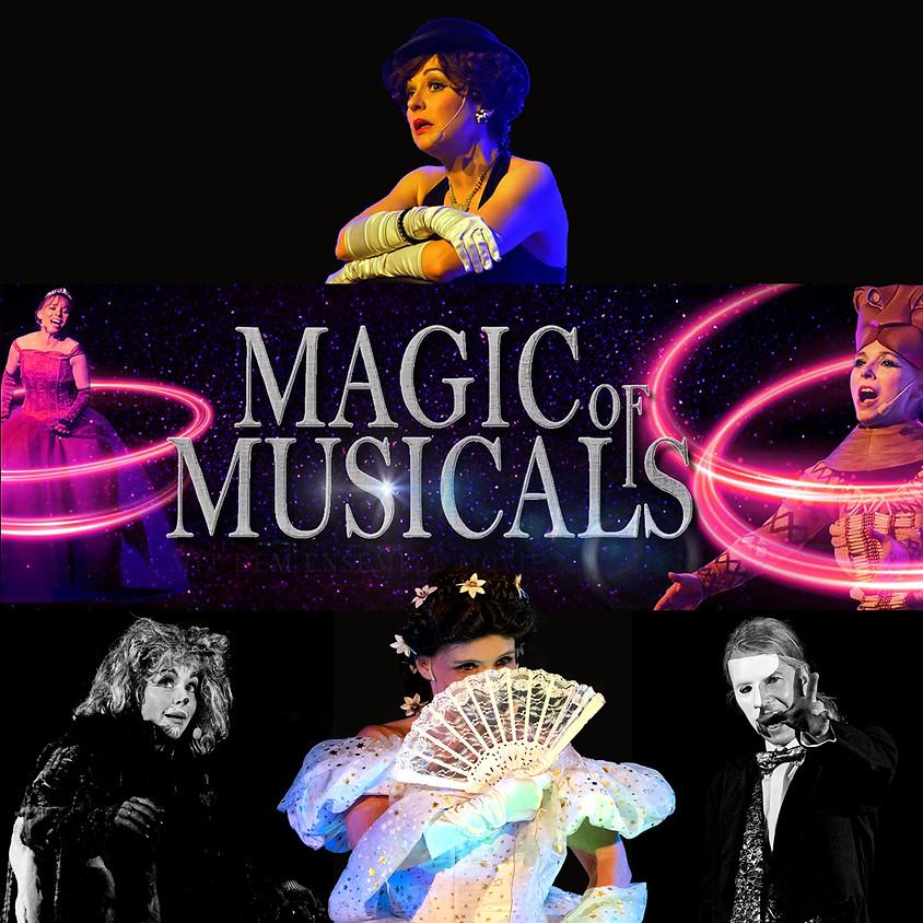 Magic of Musicals - Die Dinner Show in Frankfurt a. M.