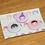 Thumbnail: [西10-9] ミニ缶バッヂ3個セット(ミユ・タケル・陵)
