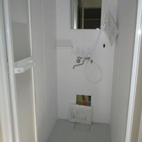 シャワーユニット①
