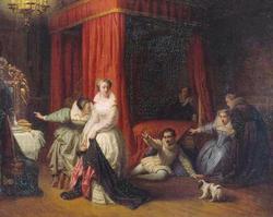 Мария Стюарт и Шателяр