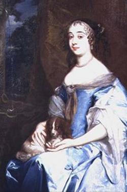 Portrait of Lady Margaret Parker