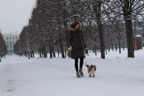 22 декабря состоялась Кавалер - встреча в музее-усадьбе Архангельское