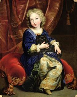 Portrait of Philippe