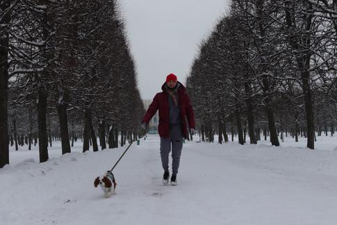 Модное дефиле зима 2018/2019