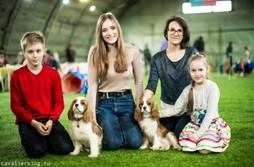 Дети + собаки = дружба
