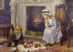 Nursing a Treasured Pet