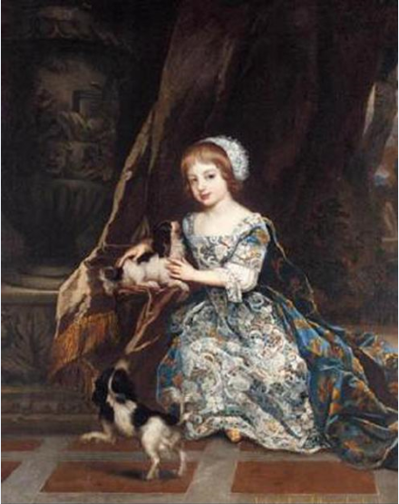 Джеймс Боклерк (1671 - 1680)