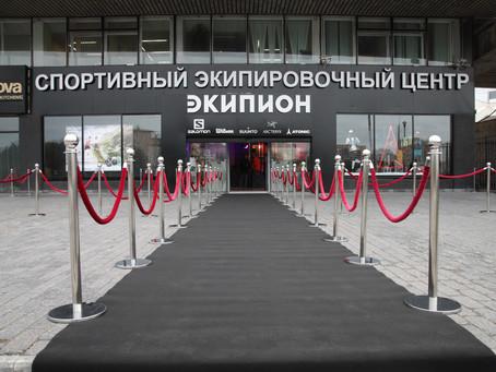Сорокалетию со дня рождения спорткомплекса «Олимпийский» посвящается!