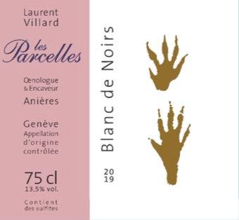 Blanc de Noirs (rosé) 2019