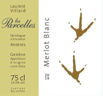Merlot Blanc 2019
