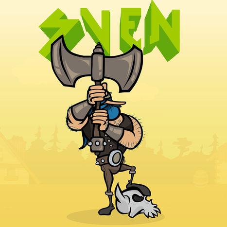 Sven | videogame