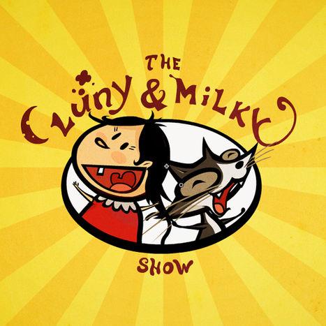 Luny & Milky | Animated Series