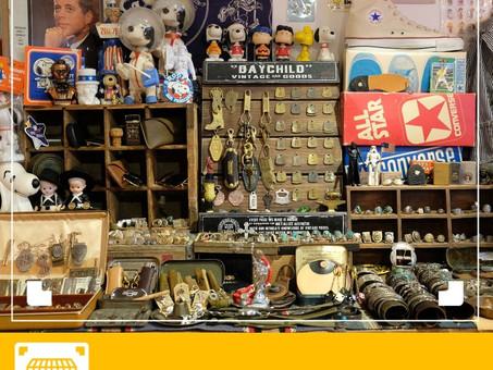 銅鑼灣-去邊好?SCANNOW 介紹您去「DayChild Vintage & Goods」
