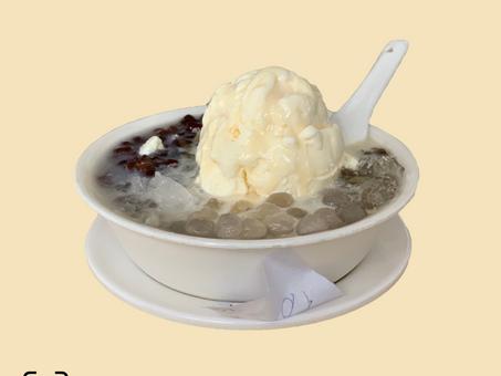 九龍城。食咩好?SCANNOW 介紹您   「潮州合成甜品」