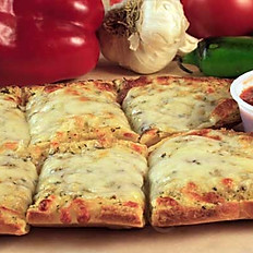 Cheese Bread with Marinara sauce
