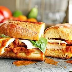 Grilled Chicken – Chicken Parmesan – Pastrami – Roast Beef subs