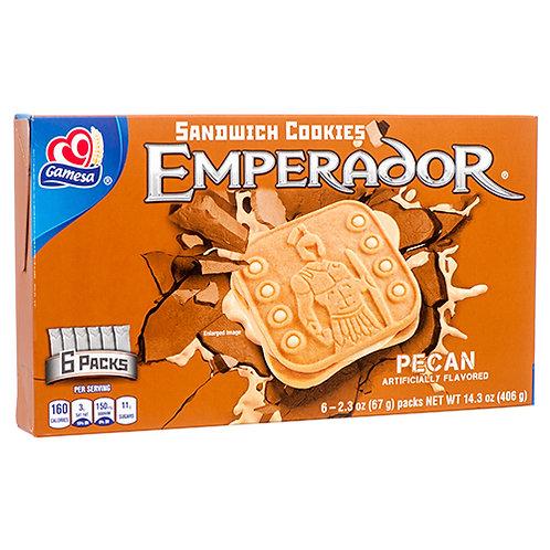 Emperador walnut cookies 6 pack