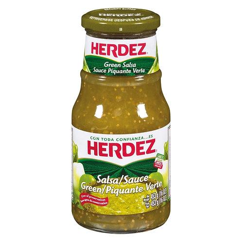 Salsa Verde Herdez 453 g