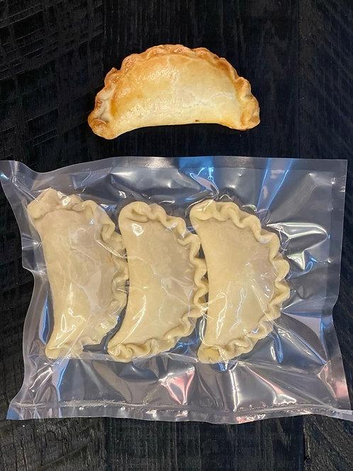 Bake at Home - Vegan Empanadas (3 pieces)